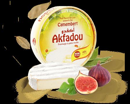 Tassili Camembert Akfadou