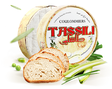 coulommiers tassili