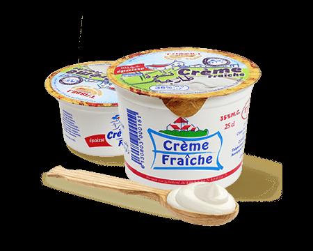 Tassili Crème fraiche