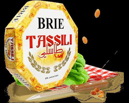 Tassili Camembert Brie galette