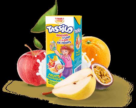 Tassili Tassilo Boisson fruits exotiques