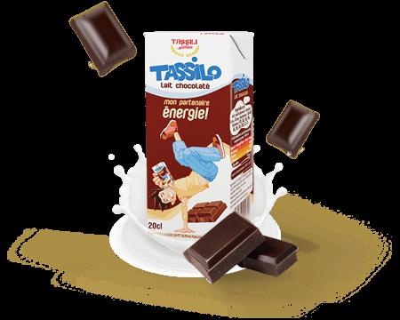 Tassili Tassili Lait chocolaté